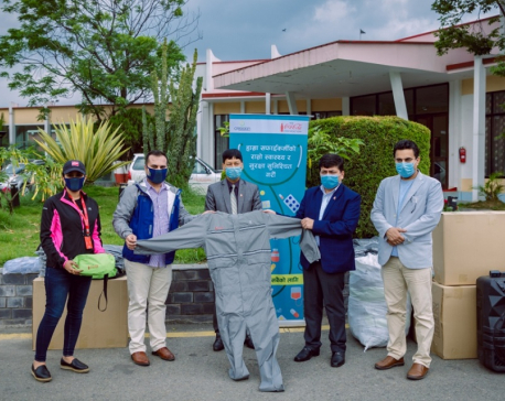 Second week of project for waste workers conducted successfully