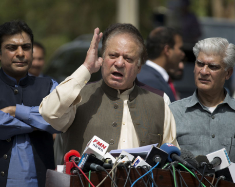 Pakistan High Court disqualifies PM Nawaz Sharif from serving