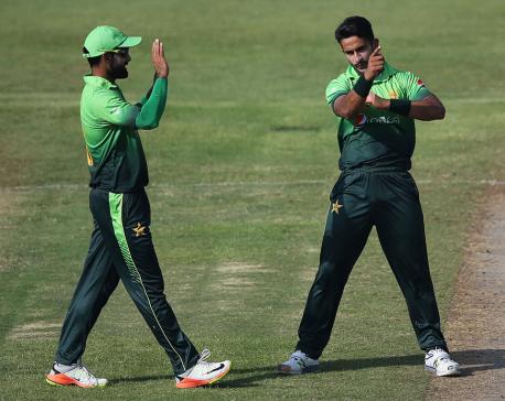 Sri Lanka wins toss, bats 1st against Pakistan in 5th ODI