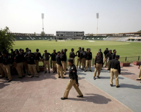 Pakistan set to host World XI next month
