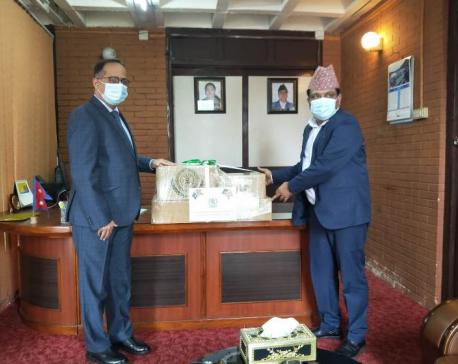 Pakistan provides ventilators and CAPA breathing equipment worth Rs 19 million