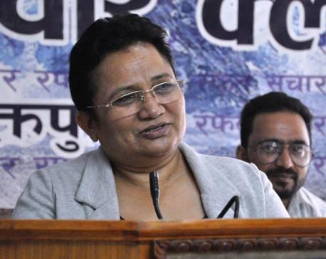 Lawmaker Bhusal calls for sealing Nepal-India border
