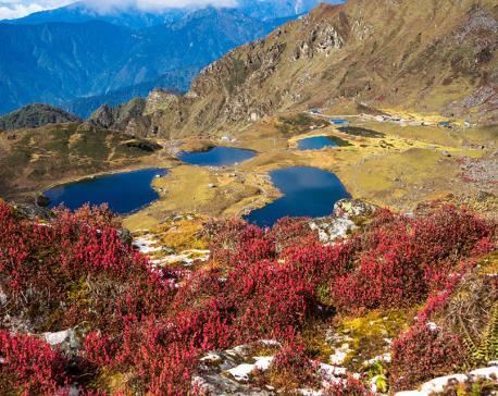 Pretty Panch Pokhari