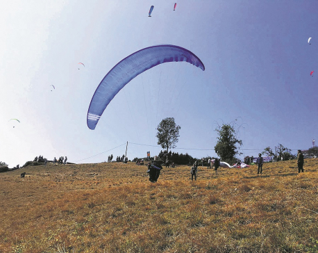 South Korea leads Paragliding World Cup Asian Tour