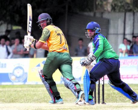 Chauraha, Biratnagar Kings to battle for DPL title