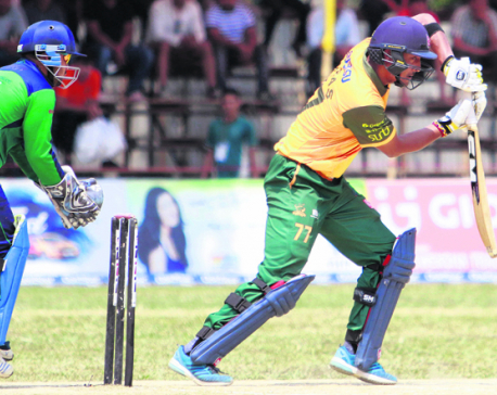 Paras-led Chauraha in playoff
