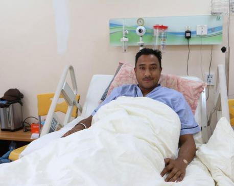 Paras discharged after appendicitis surgery