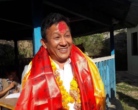 Police issue arrest warrant against lawmaker Parbat Gurung