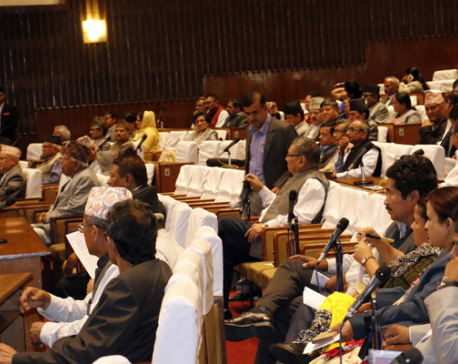 Lawmakers suggest government to resolve problems of agitating teachers thru talks