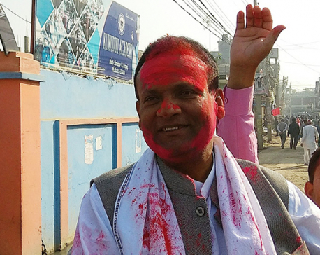 RJPN-FSFN joint candidate elected from Parsa-3