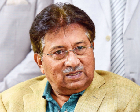 Ex-Pakistan President Pervez Musharraf sentenced to death : reports