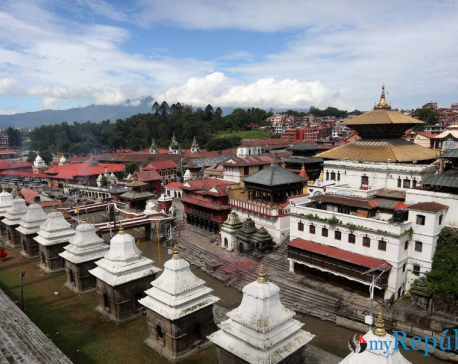 Pashupatinath Temple to be reopened from Wednesday after nine months
