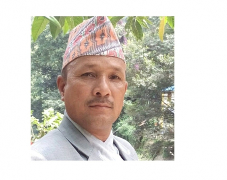 Physical Infrastructure Minister of Sudurpaschim Province, Pathansingh Bohara relieved of his post