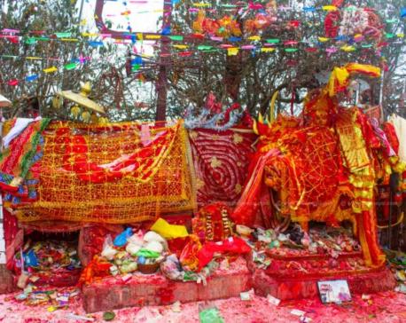 Pathivara Temple closed for devotees
