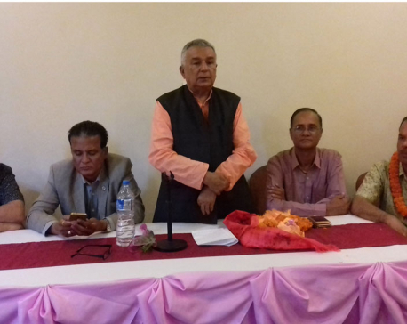 Poor performance in local elections calls for NC's reviewing: NC leader Poudel