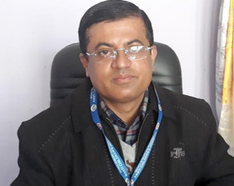 Dr Paudel appointed as health ministry spokesperson
