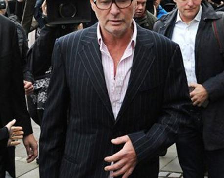 Former England internationalGascoigne pleads guilty to racial offense