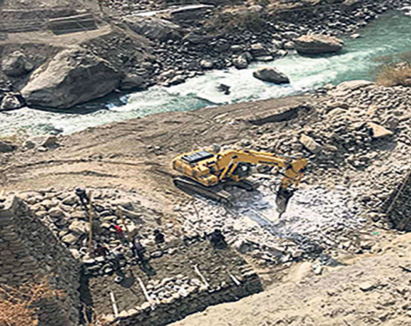 Lack of Chinese manpower halts work at hydropower projects