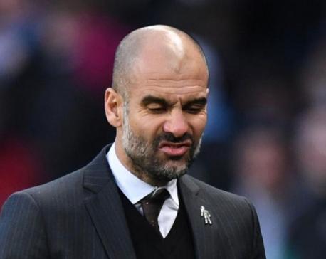Guardiola needs time to establish City among Europe's elite