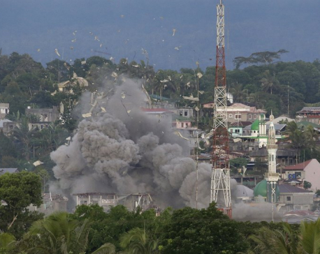 13 Philippine marines killed in fighting with militants