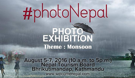NTB showcasing monsoon photos on August 5-7