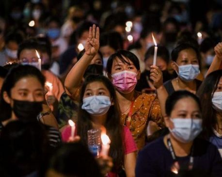 Funerals for slain Myanmar activists as violence escalates