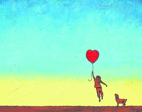 Follow your heart and practice happiness!