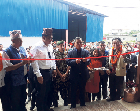 New cold storage comes up in Pokhara