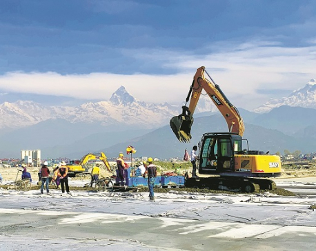Gandaki steps up monitoring at projects employing Chinese workers