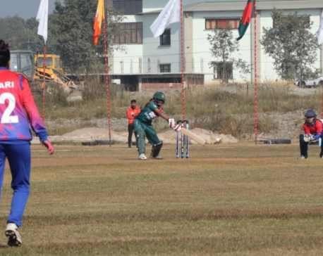 Bangladesh beat Nepal by 10 wickets in Women's T20