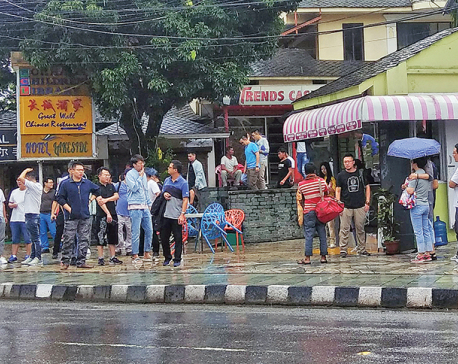 Marathon targets bringing in Chinese tourists to Pokhara