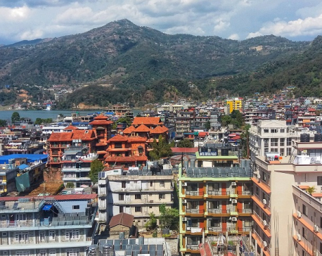 Pokhara hotels serving as quarantines for returnees from different countries