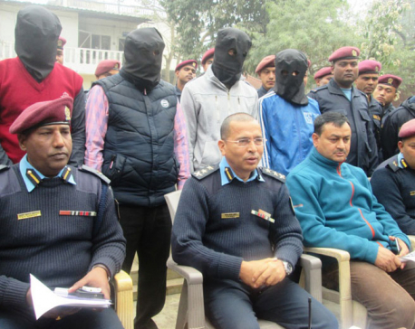 Five accused of crimes in Nepal and India made public