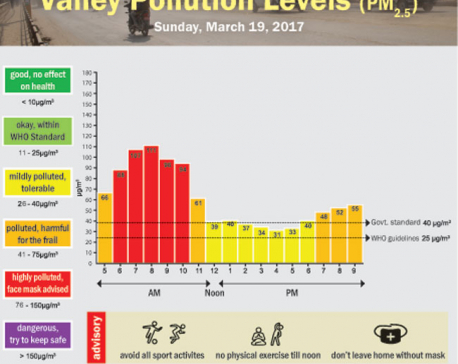 Valley Pollution Levels