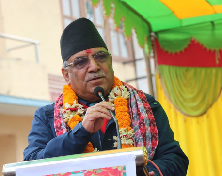 Nepali communists have tendency of turning corrupt once they make it to power: Dahal