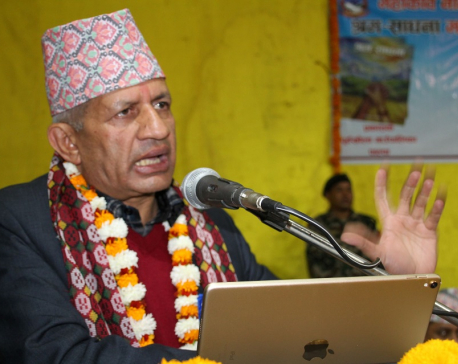 Govt not willing to curtail peoples' freedom: Minister Gyawali