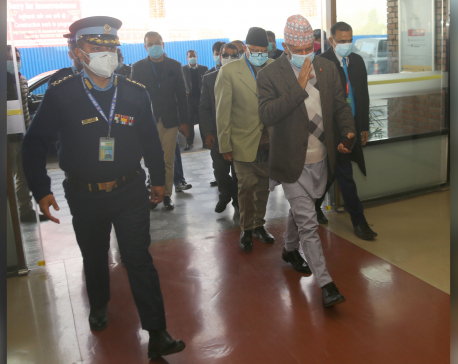FM Gyawali leaves for New Delhi to attend Joint Commission Meeting