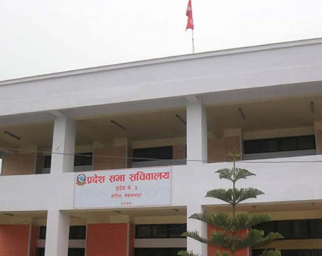 NCP's Province 3 assembly parliamentary party decides to name province as Bagmati, Hetauda as its capital