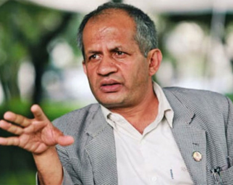 Impeachment motion is not related with govt change:  Gyawali