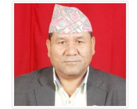 State minister of Sudurpaschim Province resigns