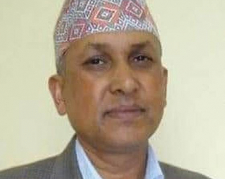 Litterateur Pokharel appointed as Sajha Publications GM