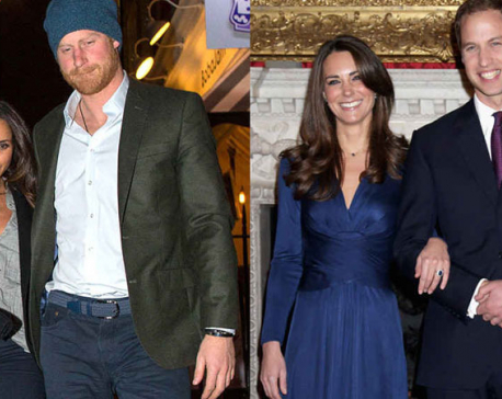 Meghan and Prince Harry are practically engaged already