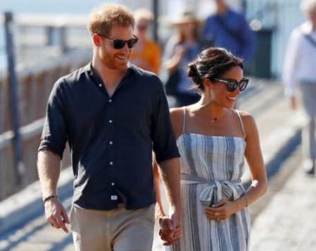Royal family hurt and disappointed by Harry and Meghan announcement