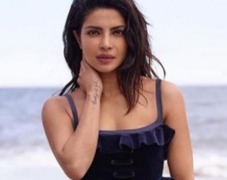 Priyanka Chopra in Golden Globes fashion fix