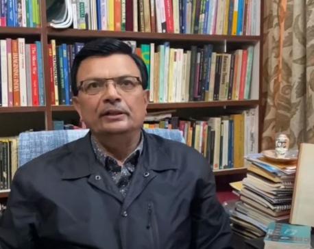 VIDEO: Historian Dhungel explains Nepal-India border dispute
