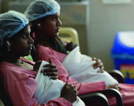 War on maternal health