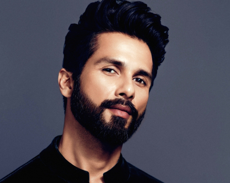 I'm recovering fast: Shahid on 'Jersey' injury