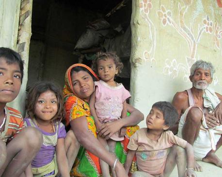 Walking through poverty