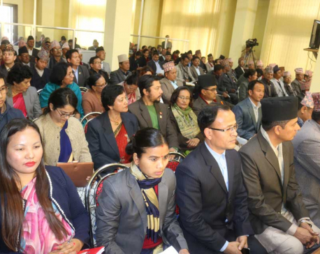 First provincial assembly meeting in pictures