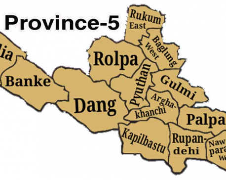 Province 5  schedules  winter session for Dec 12